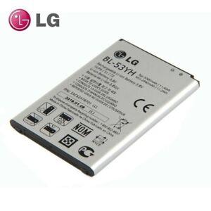 Batterie LG BL-53YH 3000 MAH für Telefon LG G3 D855 D850 D830