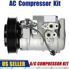 A/C AC Compressor For 2003-2006 2007 Honda Accord 2.4L L4 CO 28003C 78389 NEW