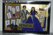 ZAC POSEN BARBIE DOLL AND KEN DOLL GIFTSET, DESIGNER DOLLS COLLECTION, J9182
