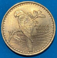 2013 Colombia 200 Pesos Scarlet Macaw Bird Coin - Beautiful