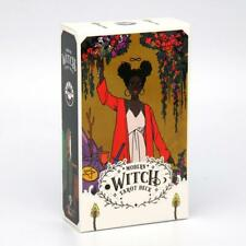 Modern Witch Tarot: A 78-card deck(English) - All-Female - Rider-Waite Imagery