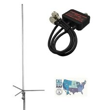 Icom IC-9700 Accessory Bundle with Comet Tri-Band Antenna & Comet Triplexer