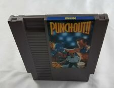 Punch-Out Nintendo Entertainment System NES GAME CART ONLY