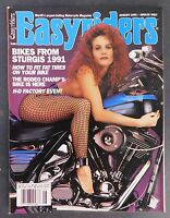 Easyriders Magazine August 1992 Biker Motorcycle Back Issue #230 Easy Rider
