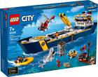 LEGO 60266 CITY Nave da esplorazione oceanica