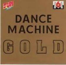 Dance Machine ORO (1994) Rozalla, Joe Smooth, Double Dee, East Side Beat... CD []