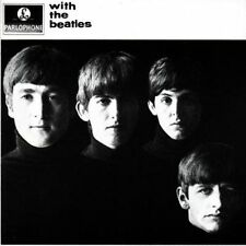 The Beatles WITH THE BEATLES Stereo 180g AUDIOPHILE Remastered NEW VINYL LP