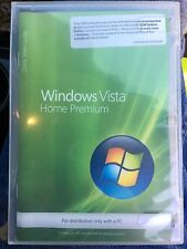 Windows Vista HOME PREMIUM 32-Bit DVD Rom Windows Anytime Upgrade 2006 X12-24951