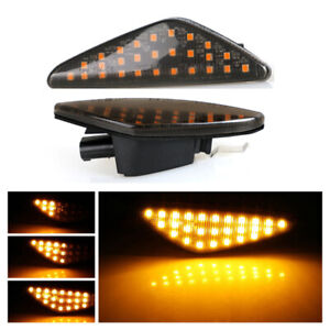 Right Driver Side Marker Reflector Lens For BMW X6 E71 2007-2014 No Bulb