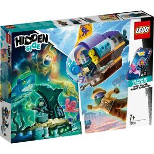 LEGO 70433 Hidden Side J.B.'s Submarine. New!