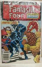 SUPER-SIZED ANNUAL FANTASTIC FOUR THE EVOLUTIONARY WAR 1988 ISSUE 21 64 PAGES