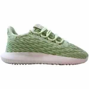 Adidas Tubular Shadow Linen Green/Footwear White BB8867 Women's Size 8 Medium