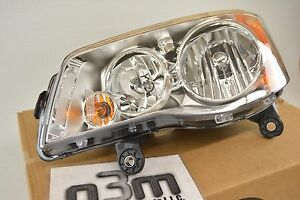 2016-2019 Dodge Grand Caravan left driver side Halogen Quad Headlamp OEM