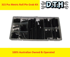 315 PIECE METRIC ROLL PIN GRAB KIT