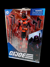 G.I. Joe Classified Series 6?  Red Ninja* IN HAND* NEXT DAY SHIPPING.