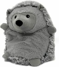 Warmies Microwavable heatable Grey Hedgehog Soft Scented toy Intelex Brand New