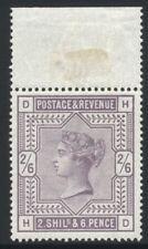 1883-84 GB QV 2/6d SG 178 UM