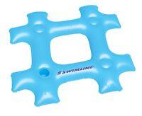 Swimline 90632 Trending Hashtag Inflatable Swimming Pool Lounging Float, Blue