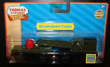 BREAKDOWN TRAIN (RETIRED & VERY RARE) - Thomas Wooden Railway Tank Engine - BNIP
