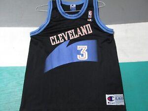 Cleveland Cavaliers Bob Sura Black Champion Jersey Youth XL (18-20)
