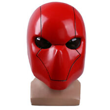 Batman Cosplay Red Hood Mask Adult Helmet Full Head Halloween Cosplay Prop