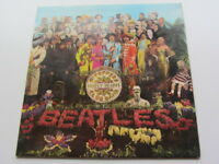THE BEATLES  SGT PEPPERS   EARLY 1970s    UK PRESSING  EXCELLENT