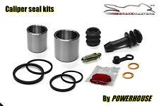 Kawasaki GPZ500S EX500 D1 front brake caliper piston seal rebuild kit 1994