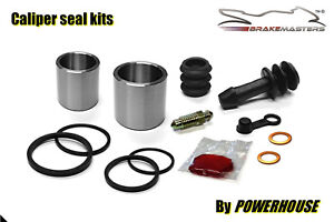 Suzuki GSF400 S Bandit front single brake caliper piston seal rebuild kit 1995