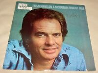 I'm Always on a Mountain When I Fall by Merle Haggard (Vinyl LP, Sealed)