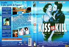 DVD Kiss or Kill | Policier - thriller | Frances O'Connor | Lemaus