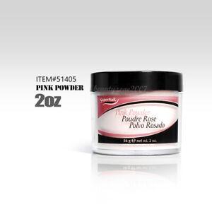 Supernail Professional Acrylic Powder - Pink 2oz #51405