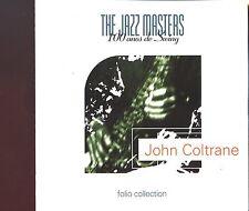 The Jazz Masters - 100 Anos De Swing / John Coltrane - MINT
