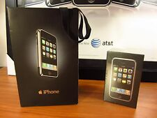 ***1 DAY SPECIAL*** APPLE iPHONE 1ST GENERATION 8G RARE SEALED 1G 2G