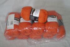 500 gr WOOL 125 von Schachenmayr Allroundgarn aus 100% Schurwolle Fb.125 orange