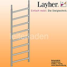 Layher Fahrgerüst Standleiter 75/8 Einzelteil f. Rollgerüst, Alugerüst