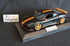 "Hot Wheels transkit Ferrari 430 Hamann 1:18 ""Black Miracle"" (PJBB)"
