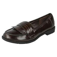 Zapatos planos de mujer mocasines sintético Talla 37.5
