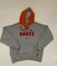 CI Sports  Anaheim Mighty Ducks Hoodie  Sz  XL,  NHL Women