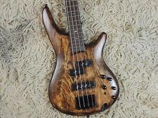 Ibanez sr650-abs Soundgear Electric Bass Nordstrand CND p&j Pickups NEW NEW
