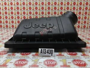 2004 2005 2006 2007 JEEP LIBERTY 3.7L AIR CLEANER BOX ASSEMBLY 53013107AB OEM