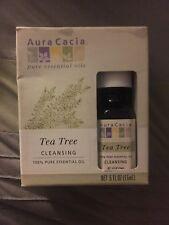 Essential Oils Aura Cacia Tea Tree-Essential Oil .5 oz