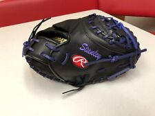 Rawlings Gamer XLE Baseball Catcher's Mitt/Glove GCM41-23 34 inch