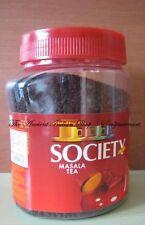 SOCIETY Black Flavored Masala India Tea, 250g, Ginger Cardamom Pepper Clove!!