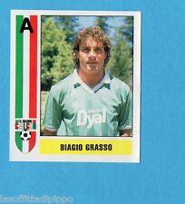 VALLARDI GRANDE CALCIO 1987/88-Figurina n.46- GRASSO - AVELLINO -Rec