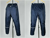 Mens Vintage 90s RUKKA Trousers Tracksuits Pants Blue Reflective Size 188 / XL