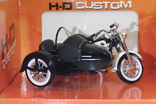MAISTO 32420 Harley-Davidson Three Wheled 1958 FLH Duo Glide - METAL Scala 1:18