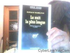 Donald Hamilton pour La nuit la plus longue