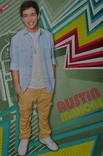 AUSTIN MAHONE - A3 Poster (ca. 42 x 28 cm) - Clippings Fan Sammlung NEU