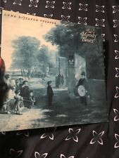 Long Distance Voyager The Moody Blues Lp 1981 Vinyl Record  FREE SHIPPING