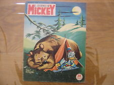 1955 Le Journal de MICKEY nouvelle serie numero 182